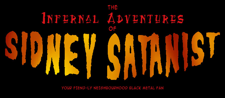 The Infernal Adventures of Sidney Satanist