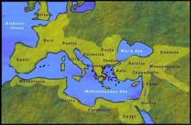 ... mendirikan Negara baru yaitu kerajaan romawi yang berbentuk republik