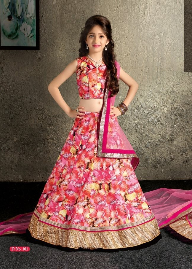 Latest Designs Of Party Wear Lehengas - Formal Dresses