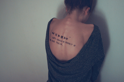 Tattoos For Girls On Back Tumblr All Tattoo
