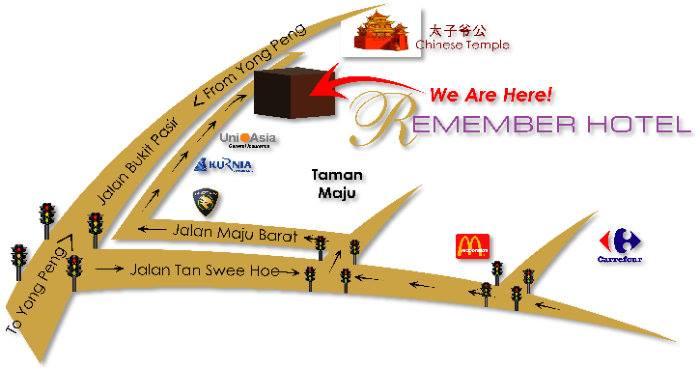 Batu Pahat Malaysia  city images : ... .ibatupahat.com/en/listing/remember hotel batu pahat johor malaysia