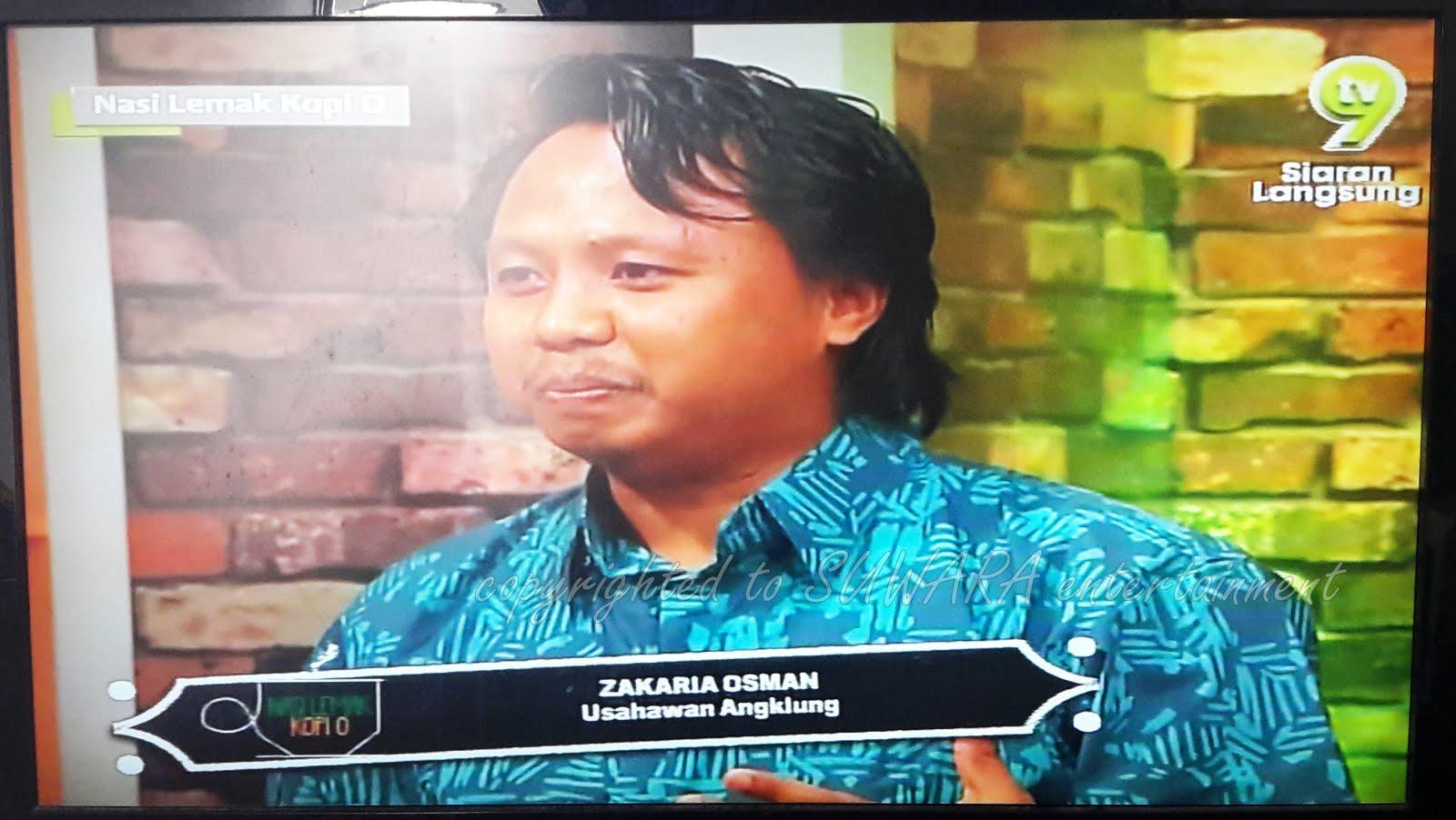 ZACK OSMAN LIVE @ NLKO, TV9
