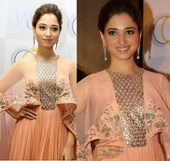 Tamanna At W&G Jewellery Venture