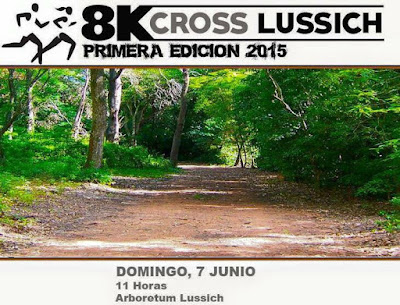 8k Cross Lussich (Arboretum Lussich, Punta Ballena, 07/jun/2015)