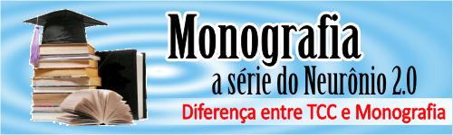Diferenca entre artigo e monografia
