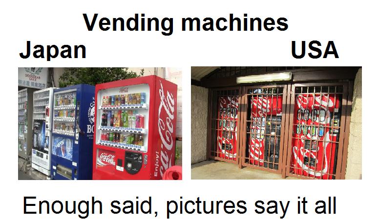 machine usa