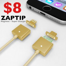 zaptip the world s first magnetic super charger showhow2 techwhiffs