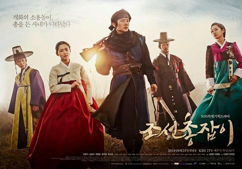 SINOPSIS Joseon Gunman Lengkap Episode 1- 22 Terakhir