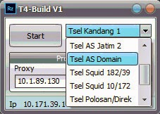 Inject Telkomsel Squid Proxy ALL Modem Build V1 ALL
