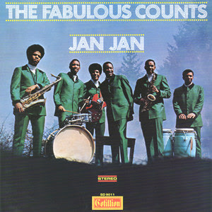 The Fabulous Counts - jan jan (Funk)