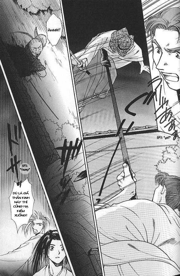Soshite Haru No Tsuki chap 2 - Trang 28