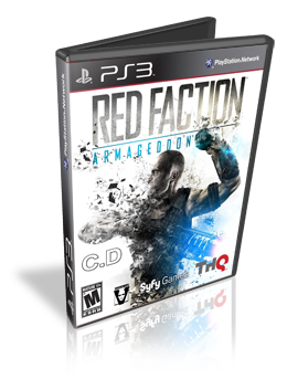 Download Red Faction Armageddon PS3 (CHARGED) 2011