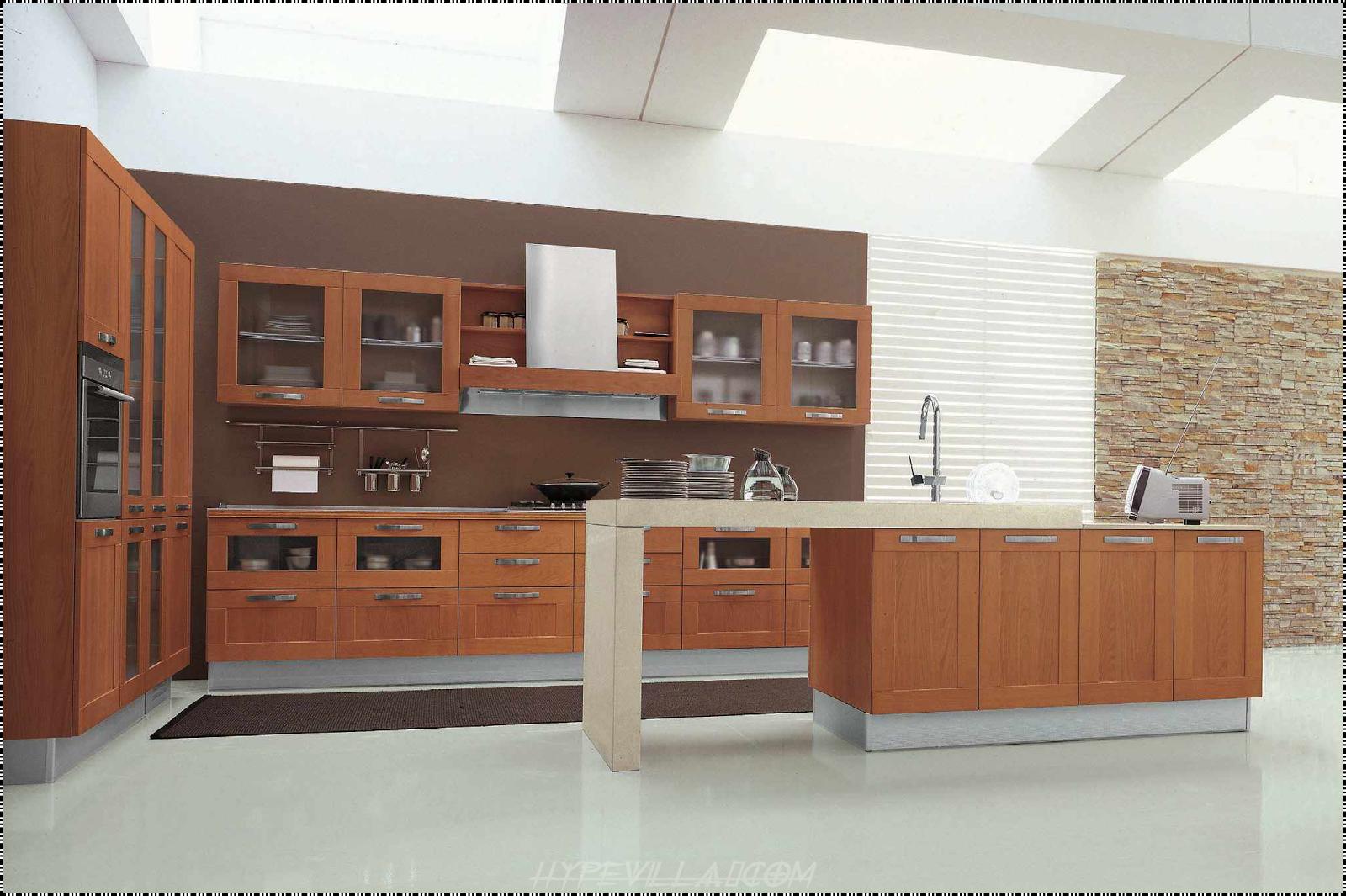 Kitchen Interior July 2014