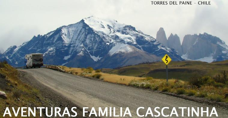 AVENTURAS FAMILIA CASCATINHA