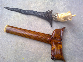 Keris Luk 5  Hulu Geraham Gajah.. SOLD