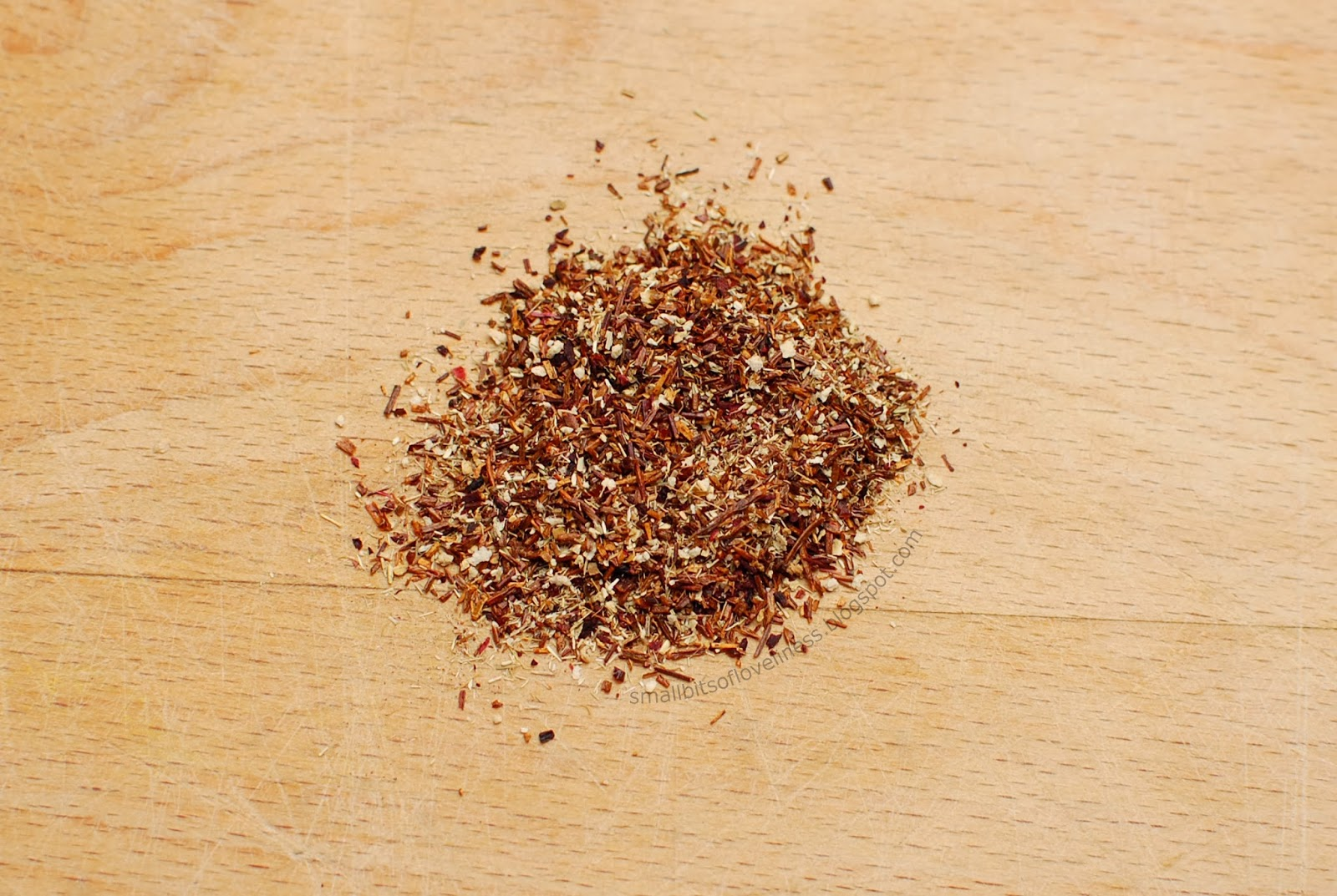 Zhena's Rooibos blended with Acai berry and Citrus