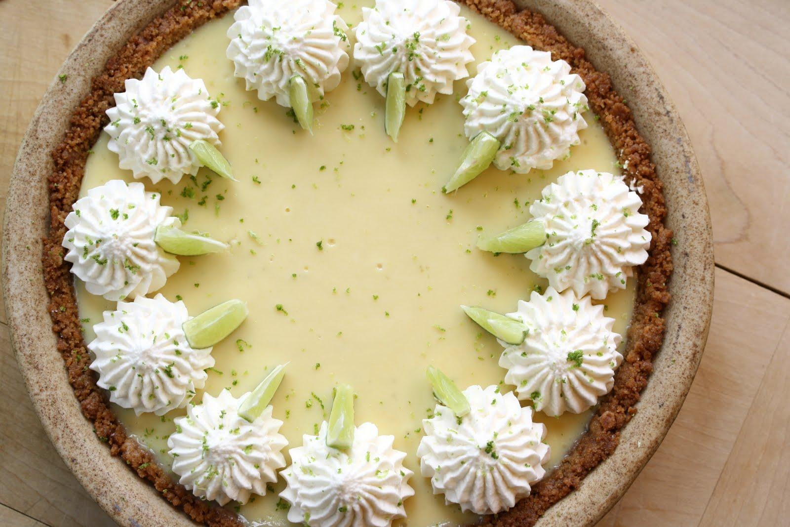No. 31 - Key Lime Pie - Saving Room for Dessert