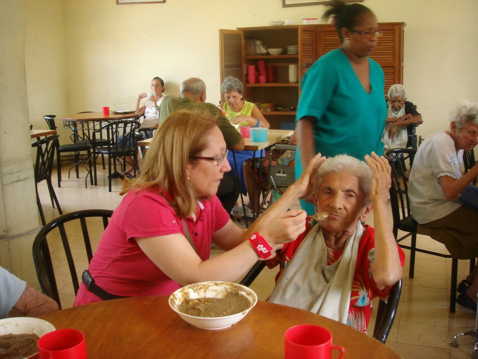 mis viejitos de Cuba