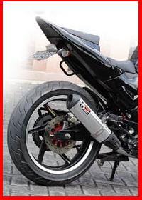gambar foto modifikasi motor terbaru Honda Tiger Black sport.1.jpg