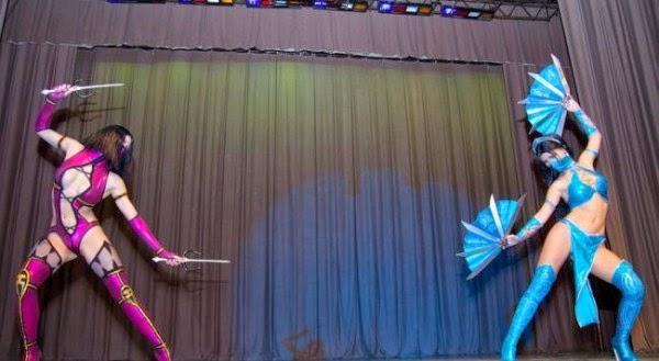 Косплей девушек мортал комбат (47 фото)