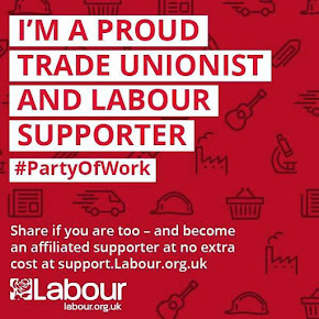 Proud Labour & Trade Unionist supporter