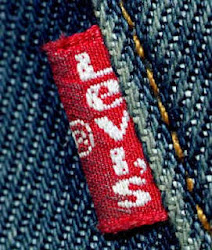 LEVIS The CADILLAC of JEANS