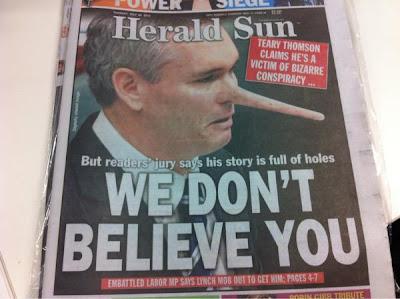 News Corp bias against Thomson