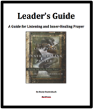 "Free ""Leader's Guide"" to lead a small group study of book"