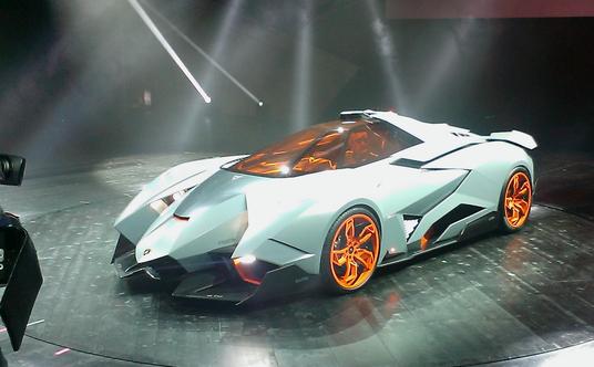 Lamborghini Egoista Anniversary Solo Cars Today