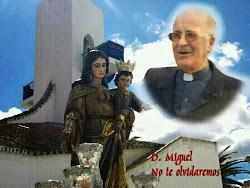 P. DON MIGUEL MORENO GUTIÉRREZ, SDB
