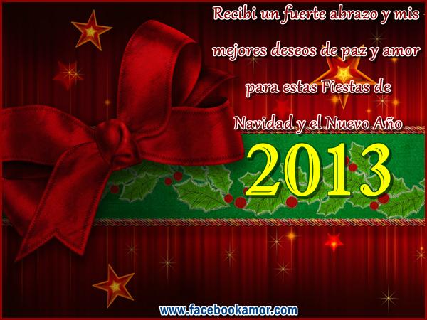 Tarjetas con mensajes de navidad 2013 imagenes bonitas - Bonitas tarjetas de navidad ...