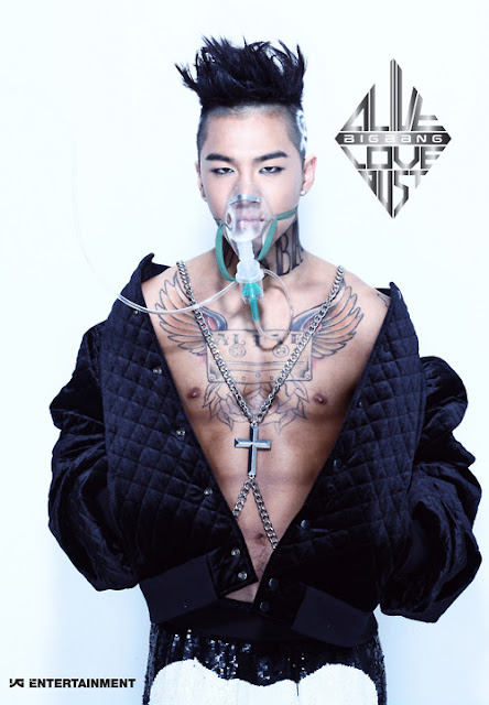 Taeyang Teaser- Big Bang