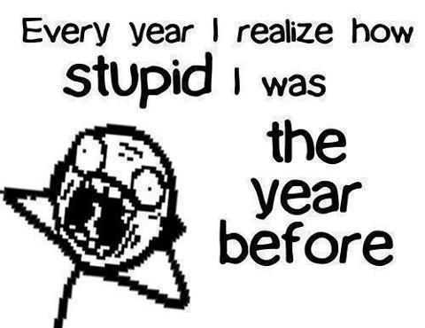 funny fact every year I realize ifunny