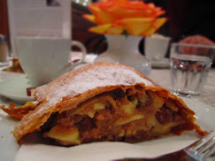 Apple Strudel is good for you because it's made with fruit
