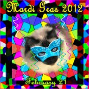 Mardi Gras 2/21/12!!!