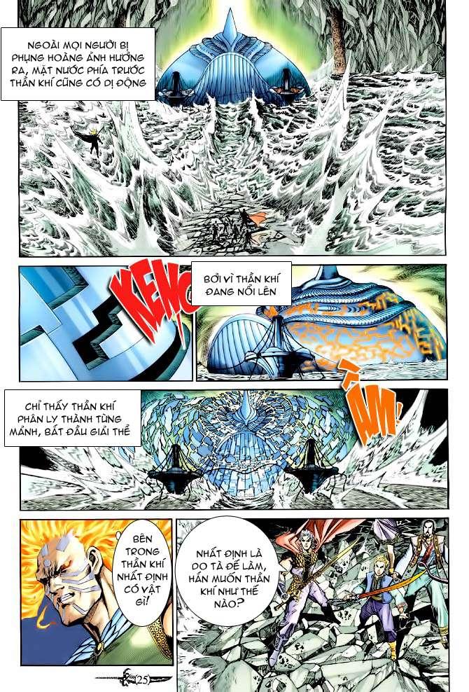 Thần Binh Huyền Kỳ I chap 146 Trang 25 - Mangak.info