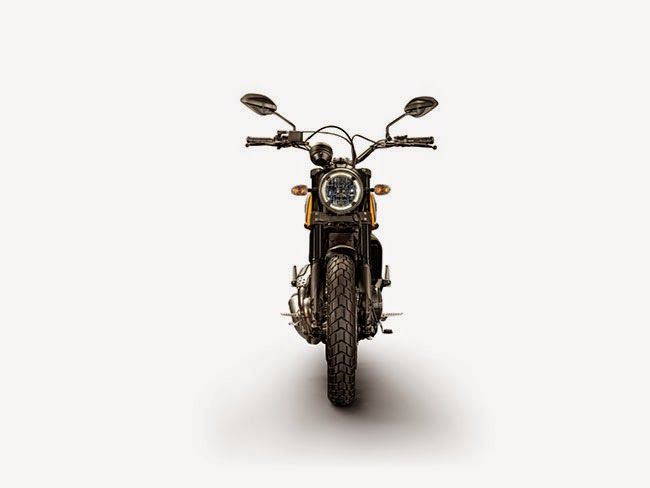 Ducati Scrambler Classic Front