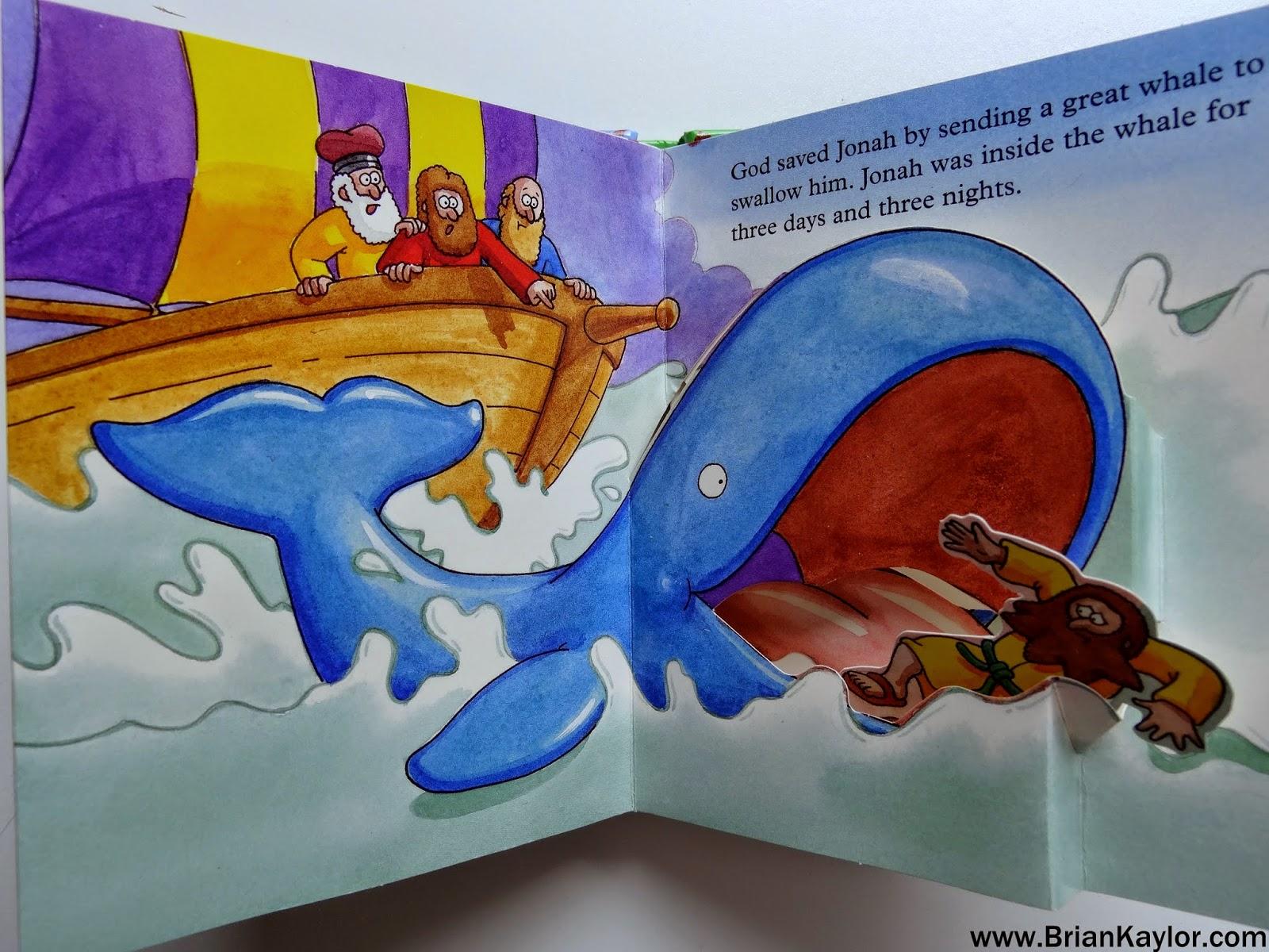 Jonah's Revenge