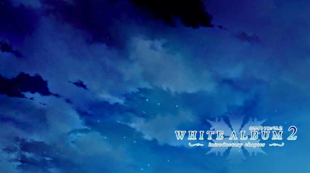 Game VN - White Album 2 Introductory Chapter And Closing Chapter Patch English