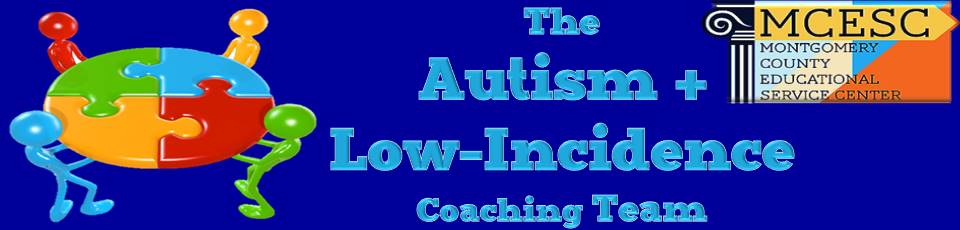 The Autism & Low-Incidence Coaching Team