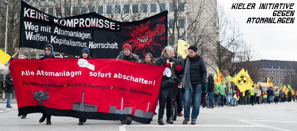 Kieler Initiative gegen Atomanlagen
