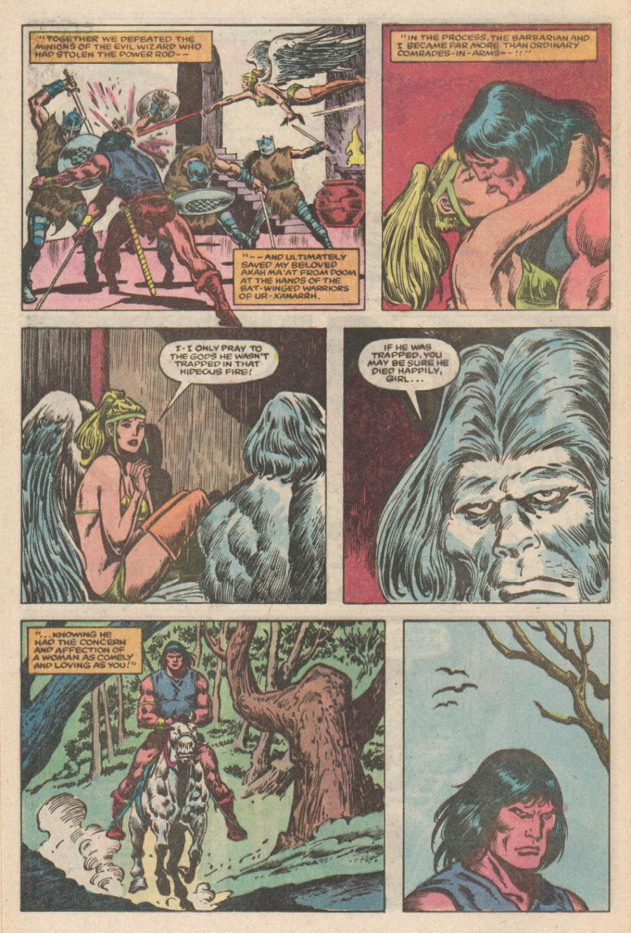 Conan the Barbarian (1970) Issue #168 #180 - English 11