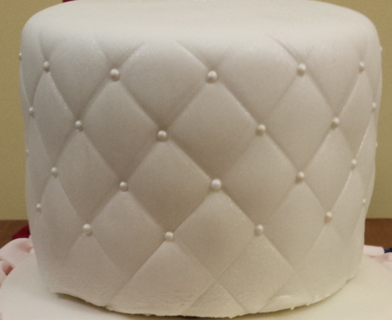 How Much Fondant Icing For A  Inch Cake