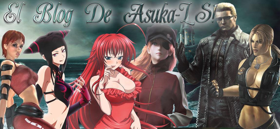 El blog de Asuka-LS!