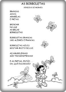 AS+BORBOLETAS - Texto para leitura