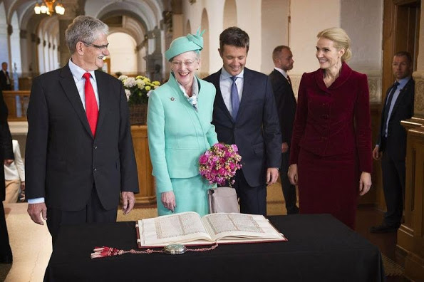 Celebrations Of The 100th Anniversary Of The 1915 Danish Constitution