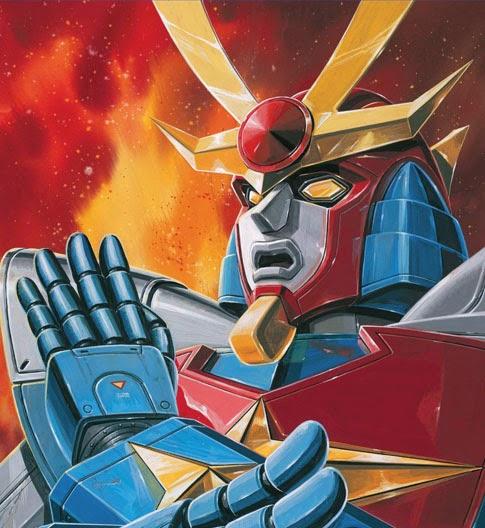 Tutti i robot giapponesi cronologia parte II 1977-1980