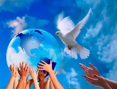 frases sobre paz no mundo