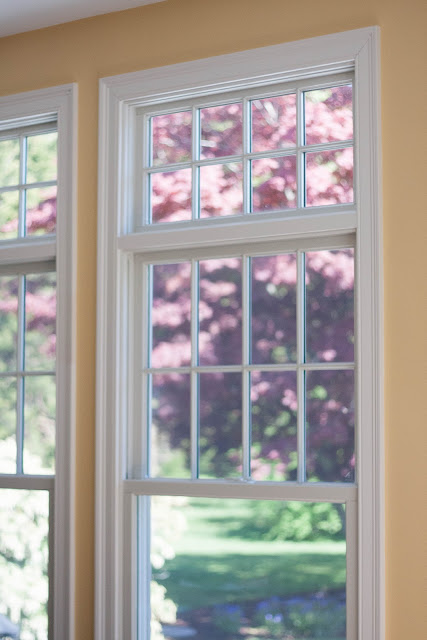 clean windows, even remove salt residue