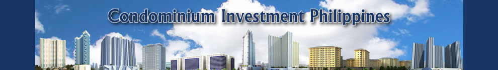 Condominium Investment Philippines